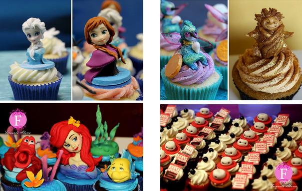 Cupcakes que jamás te comerías!
